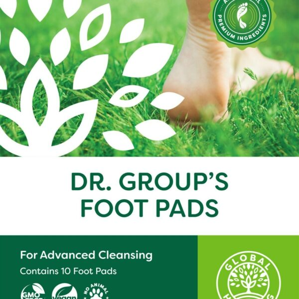 Dr. Group Cleansing Foot Pads